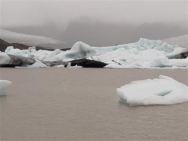 Jokullsárlón is het spectaculairste gletsjermeer op IJsland.