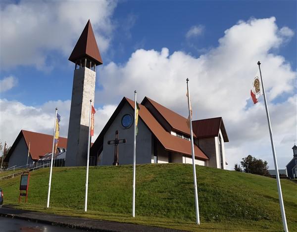 Reykholt als cultuur-historisch centrum in IJsland