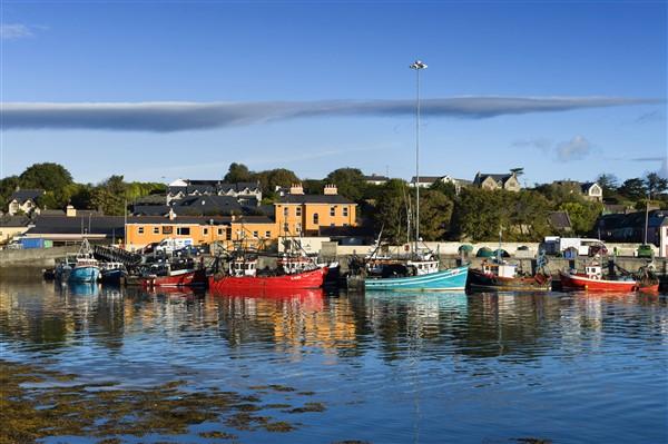 vissershaven van Castletownbere