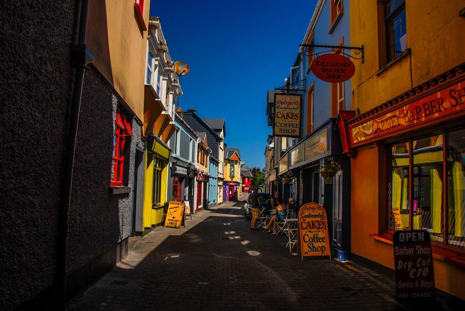 Killarney binnenstad