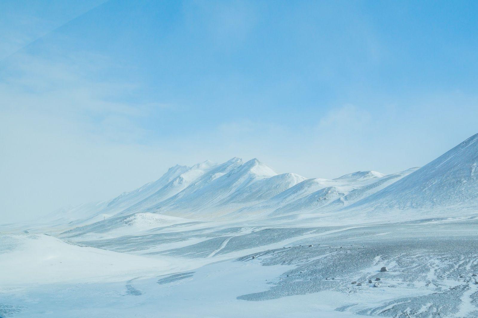 IJsland het hele jaar bereikbaar.