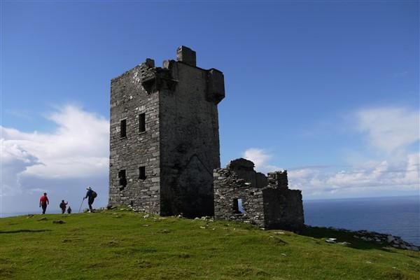 Kastelen en Ierland zijn onlosmakelijk verbonden.