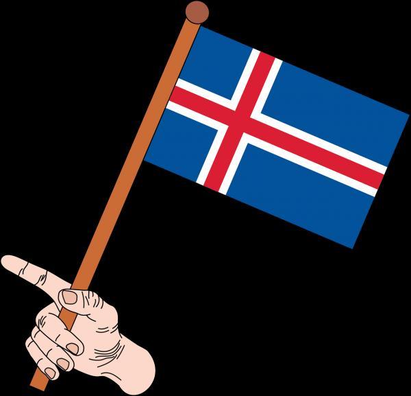 Vertrouwen in IJsland groot