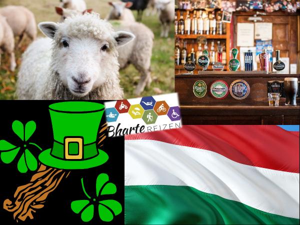 Ierland komt langzaam binnen bereik